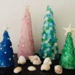 Sea Glass Tree Workshop at Medway High School - Medway, MA